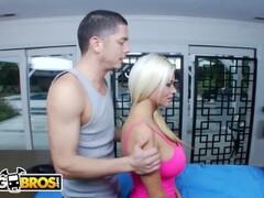 Strapon, Pantyhose, Lesbians, Ballerina, High Heels, Stockings, Garter Belt, Lingerie, Panties, Foot Thumb