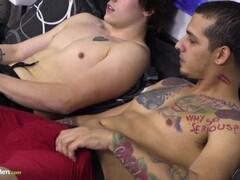 Naughty Outdoor Voyeur Fun with Alix Lynx Thumb