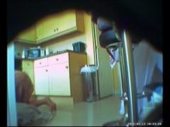 Hidden cam mom upskirt no panties Thumb