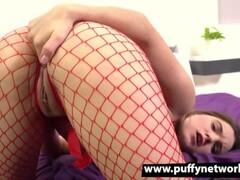 Candid asian shoeplay dangling feet at library Thumb