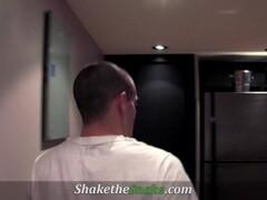 Tits cumshot Thumb