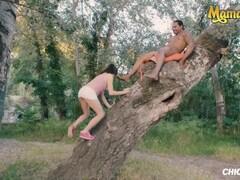 European Dom Puma Swede Disciplines Slut Amy! Thumb