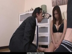 Smashing porn with sexy milf Mirei Yokoyama Thumb