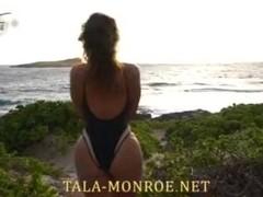 WOW! Tala monroe fitness model kim kardashian look alike huge boobs n booty Thumb