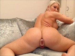 Home alone shaking my big booty and cumming hard for you Thumb