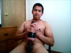 fleshlight hands free male masturbator Thumb