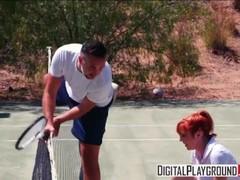 Tennis Toes with Keiran Lee & Lauren Phillips - DigitalPlayground Thumb