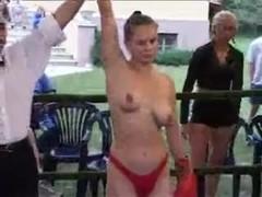 Olenia vs Irina Topless Boxing Until Knockout Thumb