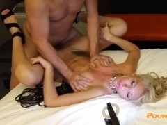 POV Rough Anal & Pussy Squirting For PoundPie3 Thumb