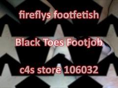Black Toes Footjob.mp4 Thumb