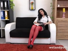 Wetandpuffy - Slutty Secretary - Orgasm Thumb