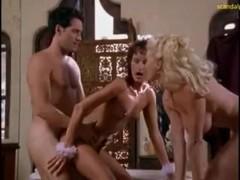 Kim Dawson And Lola Threesome Sex In The Big Hustle Movie  ScandalPlanet.Com Thumb