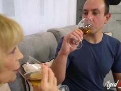AgedLovE Grandma Seduced and Fucked Hardcore Thumb