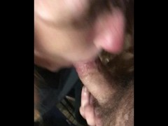 Hooker blow job with facial in hotel Thumb