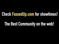 Black Beauty Jenna Foxx Makes Out With Lesbian Inna Sirina! Thumb