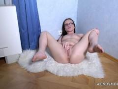 WendymoonX - Perfect real orgasm made by pornstar Wendy Moon at home Thumb