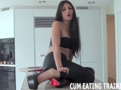 Femdom CEI And Cum Eating Instuction Videos Thumb