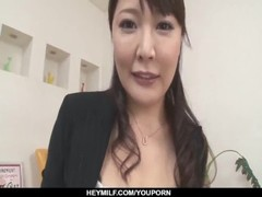 Hinata Komine is married but still after young cocks - More at Japanesemamas.com Thumb