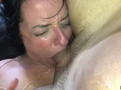 Rough Facefucking Gagging Cumshot Compilation Part 6 (Best Of) Thumb