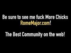 Black Porn - Ebony Knight Rome Major Wrecks Ashley Sin! Thumb