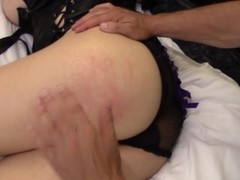 Pegging His Ass after a Good Pussy Licking Thumb