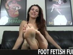 Foot Jobs And Femdom Foot Fetish Porn Thumb