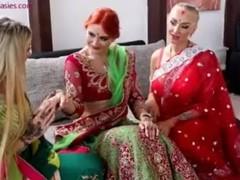Pre-wedding Indian bride ceremony Thumb