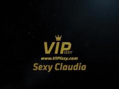 Vipissy - Piss fuck fun for hot blonde Claudia Macc Thumb