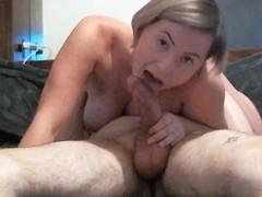 Sloppy Ball Licking 69 W/ Cum Eating! Thumb