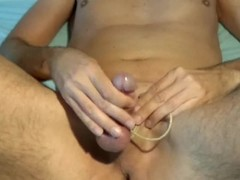 Male Solo Masturbation and Cum.mp4 Thumb