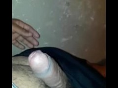 Strong and hard cock it moves on my control will strength Thumb