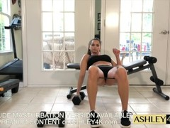 Fitness Girl Training Ashley Sinclair Free Version Thumb