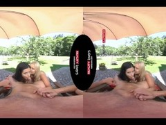 RealityLovers VR - Moms & Daughters Picnic Threesome Thumb