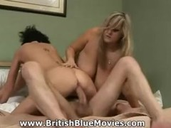 British BBW Leah gets Fucked at a Swingers Meet Thumb