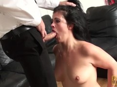 PASCALSSUBSLUTS - Montse Swinger whipped and ass slammed Thumb