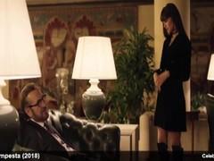 Celebrity Simonetta Columbu & Sara Deghdak Topless And Lingerie Scene Thumb