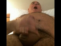 Major pervert wanking 02 Thumb