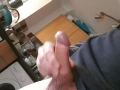 Big cock huge thick cumshot Thumb