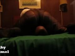 Ebony Stockings Facesitting Thumb