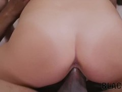 BLACK4K. Young excited cutie is ready to deal with giant black penis Thumb