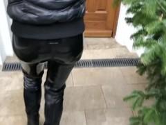 Latex - User spontan auf der Strasse angesprochen Thumb