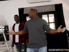 Amber Deen Interracial Gangbang Thumb