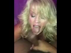 Amazing Blonde Cocksucker - POV Thumb