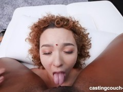 Wild Threesome With A Ebony Girl and Asian Girl Thumb