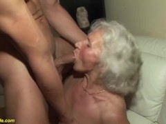 75 years old grandma first porn video Thumb