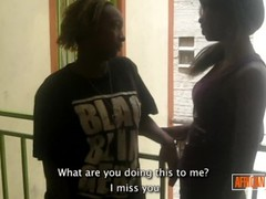 Real lesbians in Nairobi, Kenya Thumb