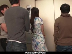 Passionate threesome for needy Nana Nakamura - More at javhd.net Thumb