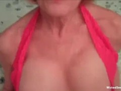 Pounding Grandma Pussy With Interest Thumb