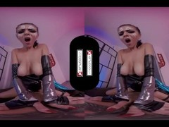 THOR Valkyrie XXX Cosplay VR Sex - Raw Explicit Virtual Reality Porn Thumb