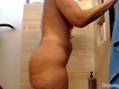 Fun Shower Show & Ass Clap with Jess Ryan Thumb